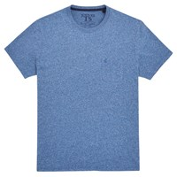 Joules Cotton Marl T Shirt Navy