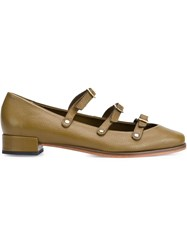 Rachel Comey 'Chan' Loafers Green