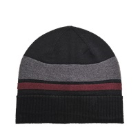 Sonia Rykiel Striped Wool Hat