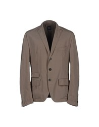 Boss Black Suits And Jackets Blazers Men Khaki