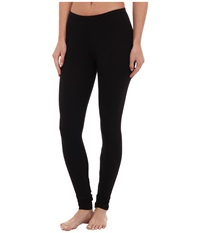 Splendid Modal Leggings Black Women's Casual Pants