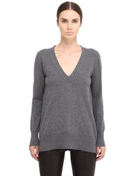 Annapurna Cashmere V Neck Sweater