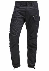 G Star Gstar Rovic Zip 3D Tapered Cargo Trousers Imperial Blue Mazarine Blue Dark Blue