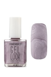 Forever 21 Lavender Gel Look Nail Polish