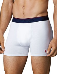 Polo Ralph Lauren Supreme Comfort Boxer Brief Set White