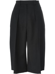 Jil Sander Knee Length Shorts Black