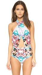 6 Shore Road Cabana One Piece Floral