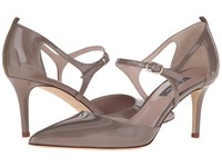 Sarah Jessica Parker Phoebe Rules Taupe Patent