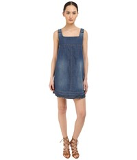 Vivienne Westwood Ross Dress Blue Denim Women's Dress