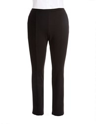 Nic Zoe Plus Paneled Dress Pants Black Onyx