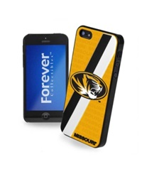 Forever Collectibles Missouri Tigers Iphone 5 Case Team Color