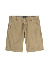 Woolrich Cotton Chino Shorts Green