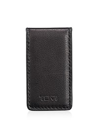 Tumi Chambers Magnetic Money Clip Black