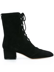 Gianvito Rossi Knee High Boots Brown