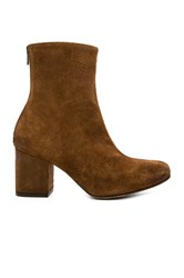 Free People Cecile Ankle Bootie Cognac