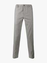 Stephan Schneider Wool And Cashmere Trousers Grey