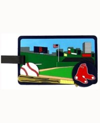 Aminco Boston Red Sox Soft Bag Tag Team Color