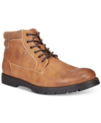 Unlisted Men's Hall Way Boots Men's Shoes Tan