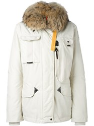 Parajumpers 'Denali Masterpiece' Jacket White
