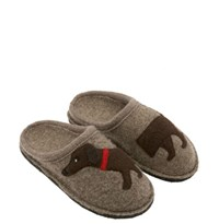 Haflinger Women's 'Doggy' Slipper