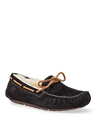 Ugg Australia Shearling Slipper Moccasins Dakota Black
