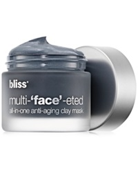 Bliss Multi 'Face' Eted All In One Anti Aging Clay Mask