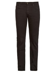 Rag And Bone Slim Fit Jeans Black