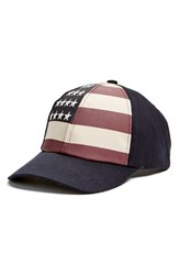Women's Collection Xiix 'American Flag' Baseball Cap