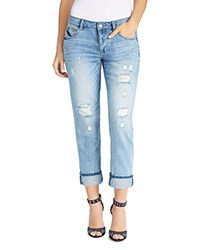 William Rast Slouchy Boyfriend Jeans In Infinity