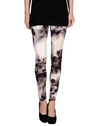 Aminaka Wilmont Trousers Leggings Women White
