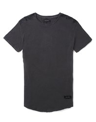 Religion Bound T Shirt Grey