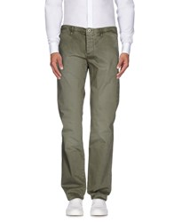Jeckerson Trousers Casual Trousers Men Military Green