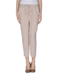 Noshua Casual Pants Beige