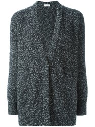 Brunello Cucinelli V Neck Cardigan Black
