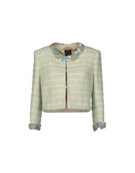 Ivan Montesi Blazers Light Green