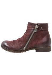 A.S.98 Clash Boots Amaranto Dark Red