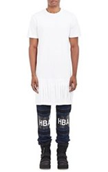 Hood By Air Pleated Dress White