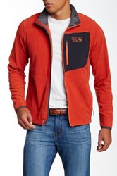 Mountain Hardwear Strecker Lite Jacket Red