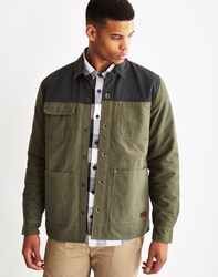 Vans Gable Jacket Green