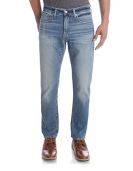 Lucky Brand 410 Athletic Fit Walnut Wash Jeans Blue