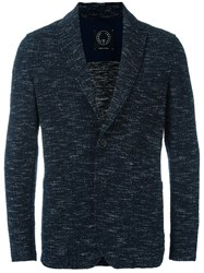 Tonello Tweed Blazer Blue
