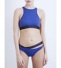 Calvin Klein Intense Power Bralette 455 Dazzling Blue