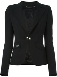 Philipp Plein 'Twins' Blazer Black