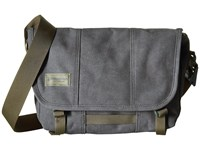 Timbuk2 Classic Messenger Bag Extra Small Vintage Metal Messenger Bags Gray