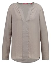 S.Oliver Blouse Paloma Grey Taupe