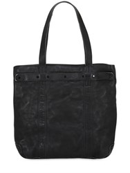 Allsaints Storm Leather Tote Bag