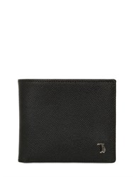 Tod's Embossed Leather Classic Wallet