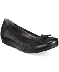 Bare Traps Maiya Hidden Wedge Flats Women's Shoes Black