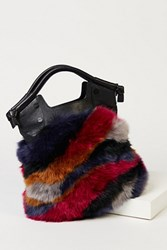 Foley Corinna And Womens Phoebe Faux Fur Tote