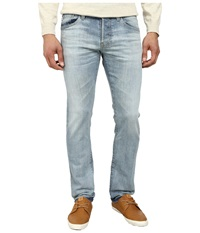 Ag Adriano Goldschmied Nomad Modern Slim Leg Denim In 16 Years Lucent 16 Years Lucent Men's Jeans Blue
